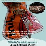Affiche 3 gp flyers