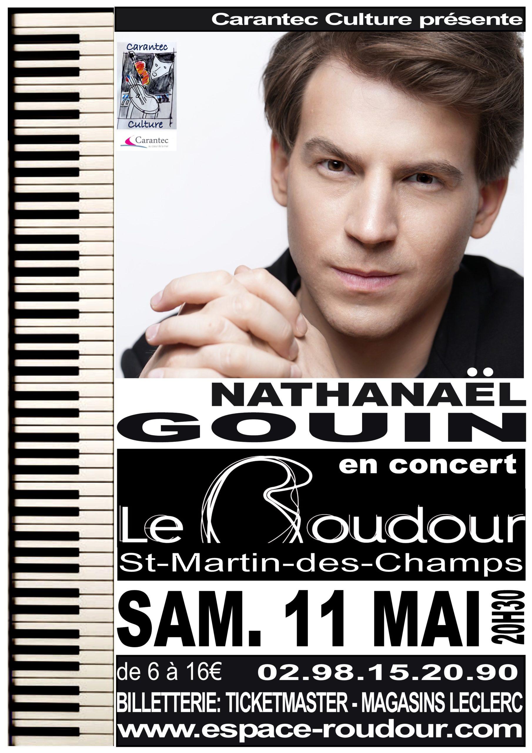 Affiche Nathanaêl GOUIN