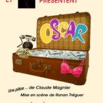 Affiche pièce de théatre OSCAR