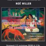 Affiche Noé Willer