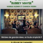 Affiche le Quatuor Bubbey Mayse