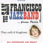 Affiche Francisco Jazz Band